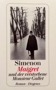 Georges Simenon - Maigret und der verstorbene Monsieur Ballet