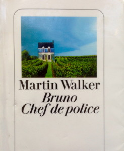 Martin Walker - Bruno, Chef de police