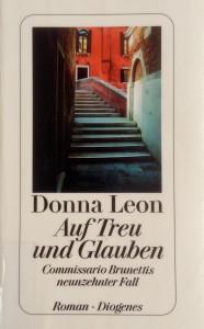 Donna Leon - Auf Treu und Glauben