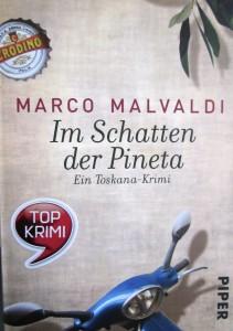 Marco Malvaldi - Im Schatten der Pineta