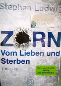 Stephan Ludwig - Zorn - Vom Lieben und Sterben